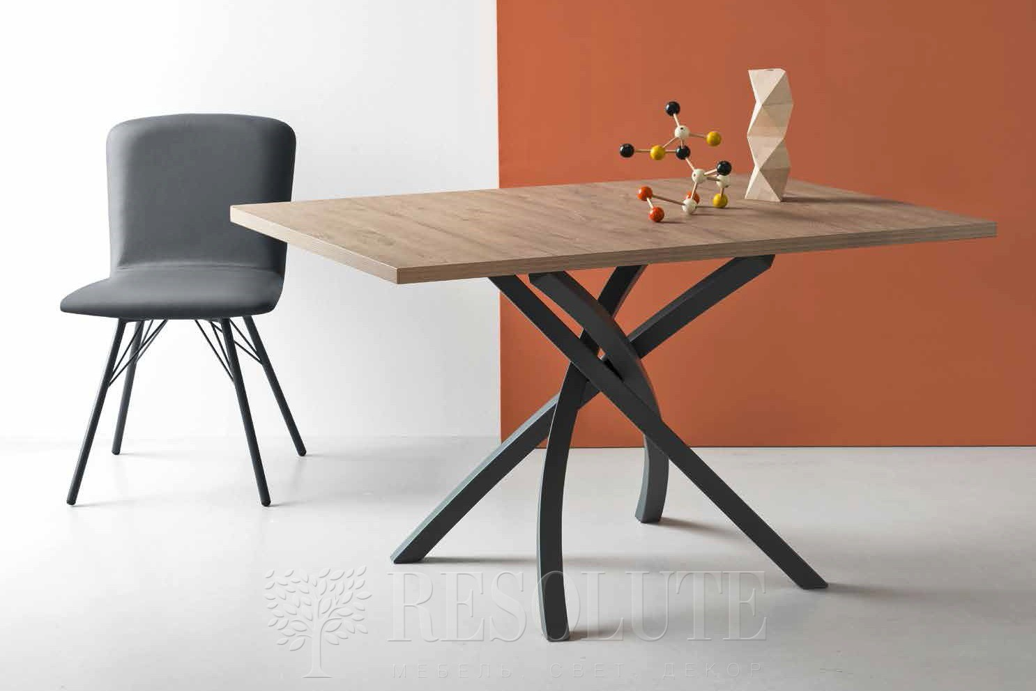 Стол TWISTER CB/4782-RC 130 Connubia by Calligaris - 2