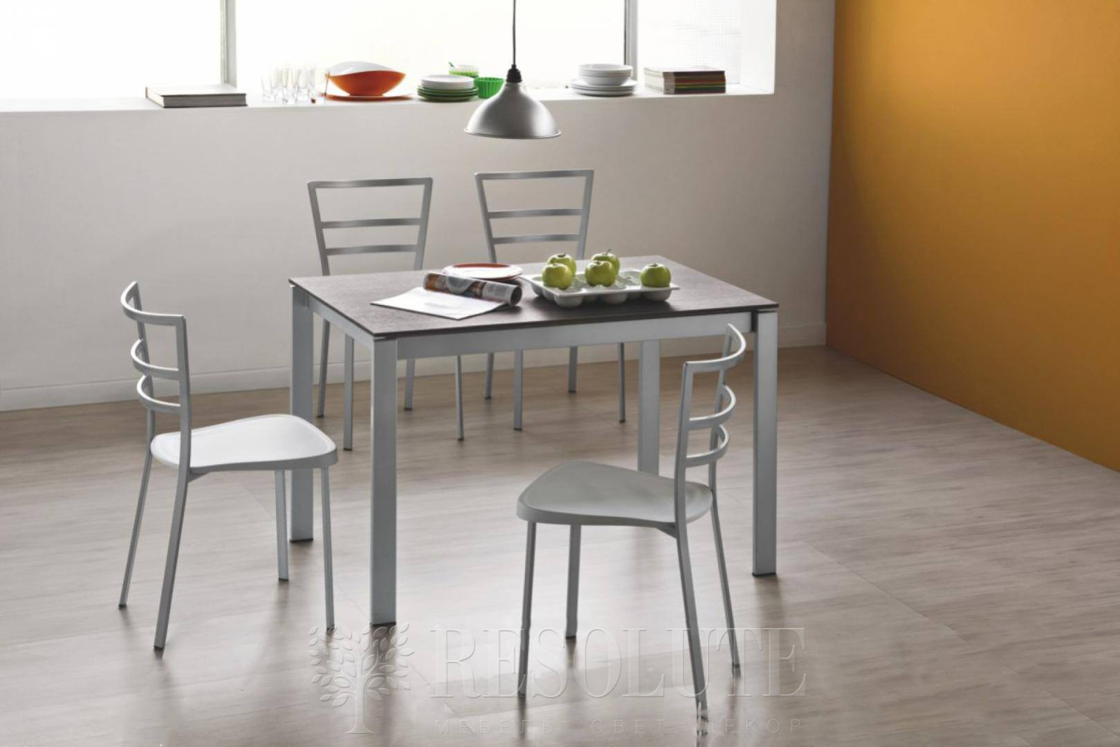 Стол металлический Olivo&Godeassi G/4757 L110 Blog - 2