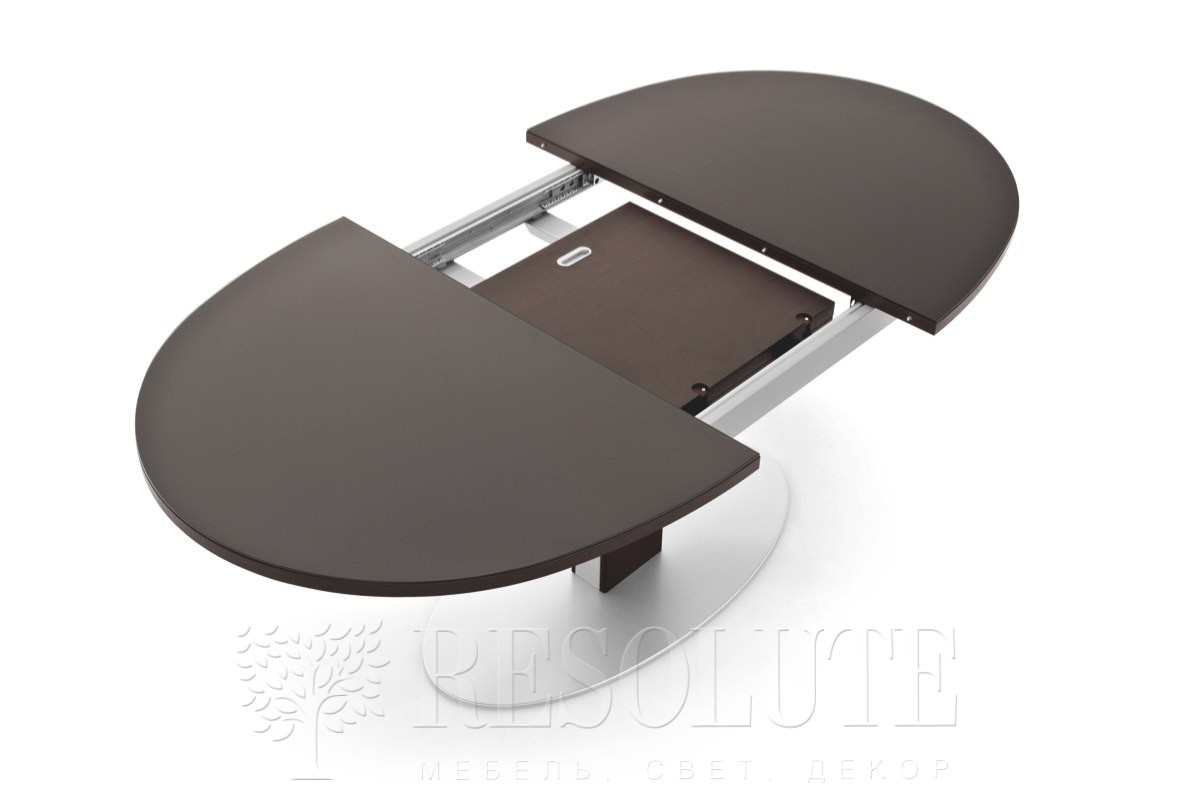 Стол металлический со стеклом Olivo&Godeassi 4756-E Thesis - 1