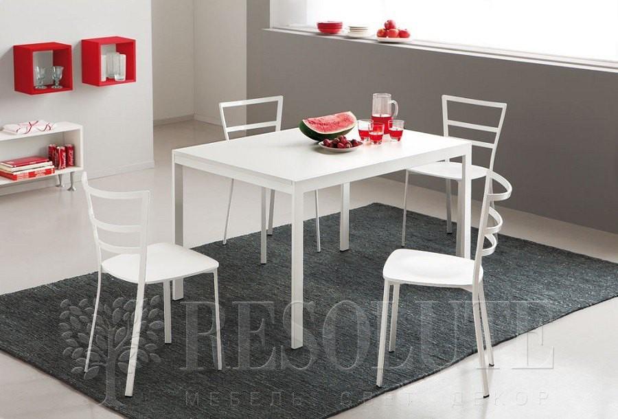 Стол металлический со стеклом Connubia CB/4742 V Aladino - 2