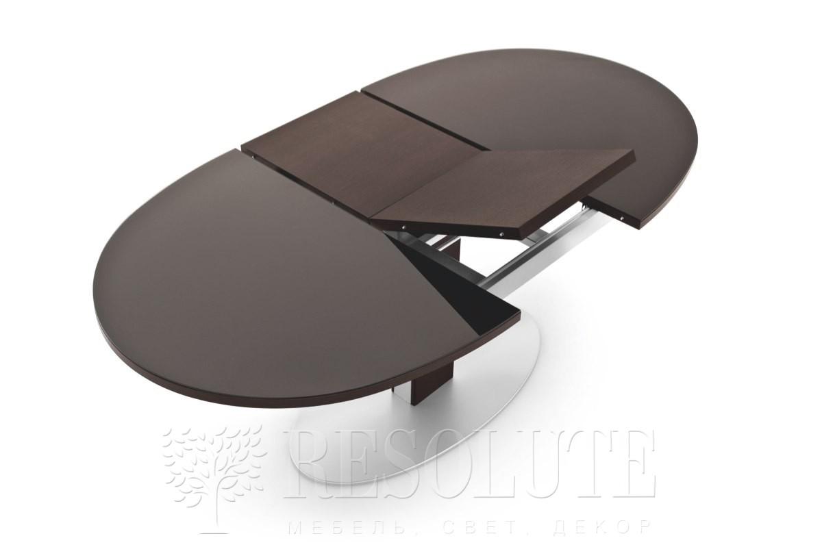 Стол металлический со стеклом Olivo&Godeassi 4756-E Thesis - 4