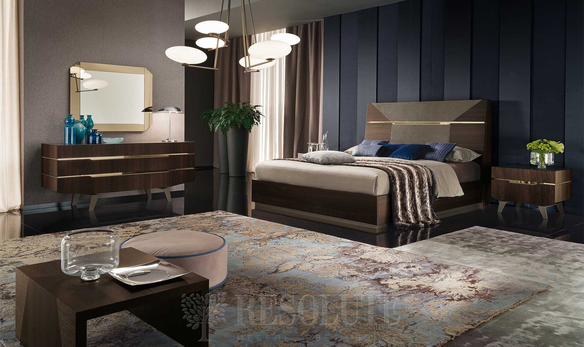 Итальянская кровать Accademia ALF - 1