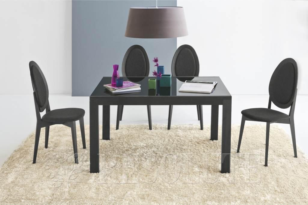 Стол деревянный со стеклом Connubiai CB/4704-V130 Smart  - 2