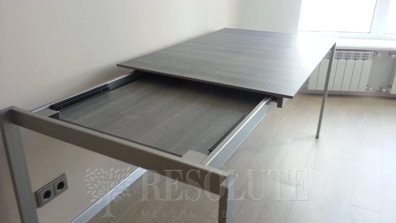 Стол металлический Olivo&Godeassi G/4757 L130 Blog - 5