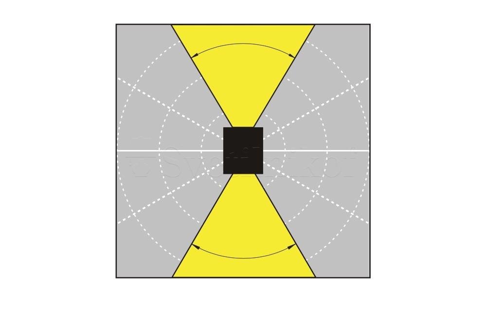Настенный светильник Asker 1513GR Norlys - 4