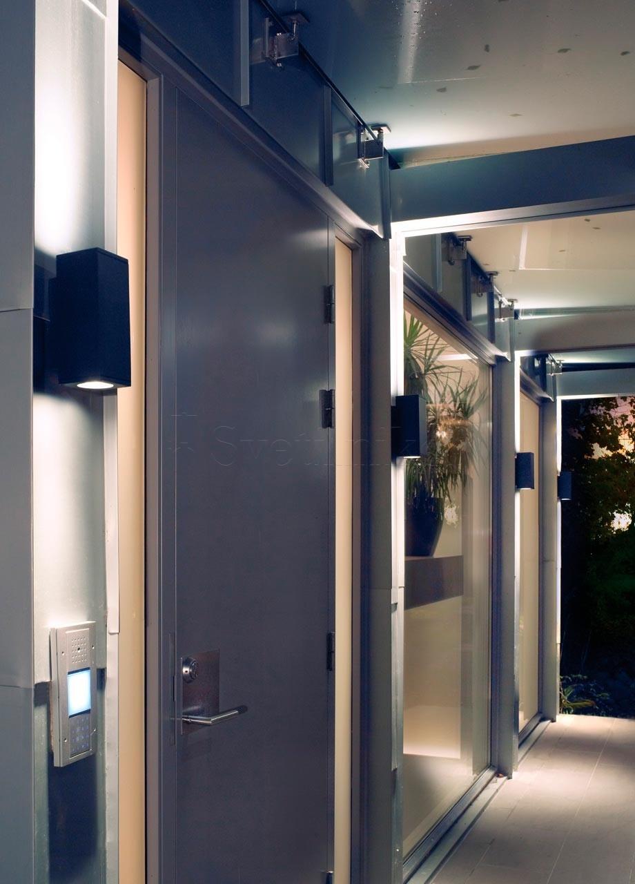 Фасадный светильник Norlys SANDVIK 791GR - 3