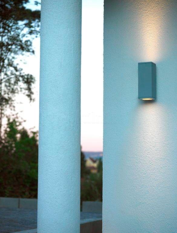 Фасадный светильник Norlys SANDVIK 791GR - 4