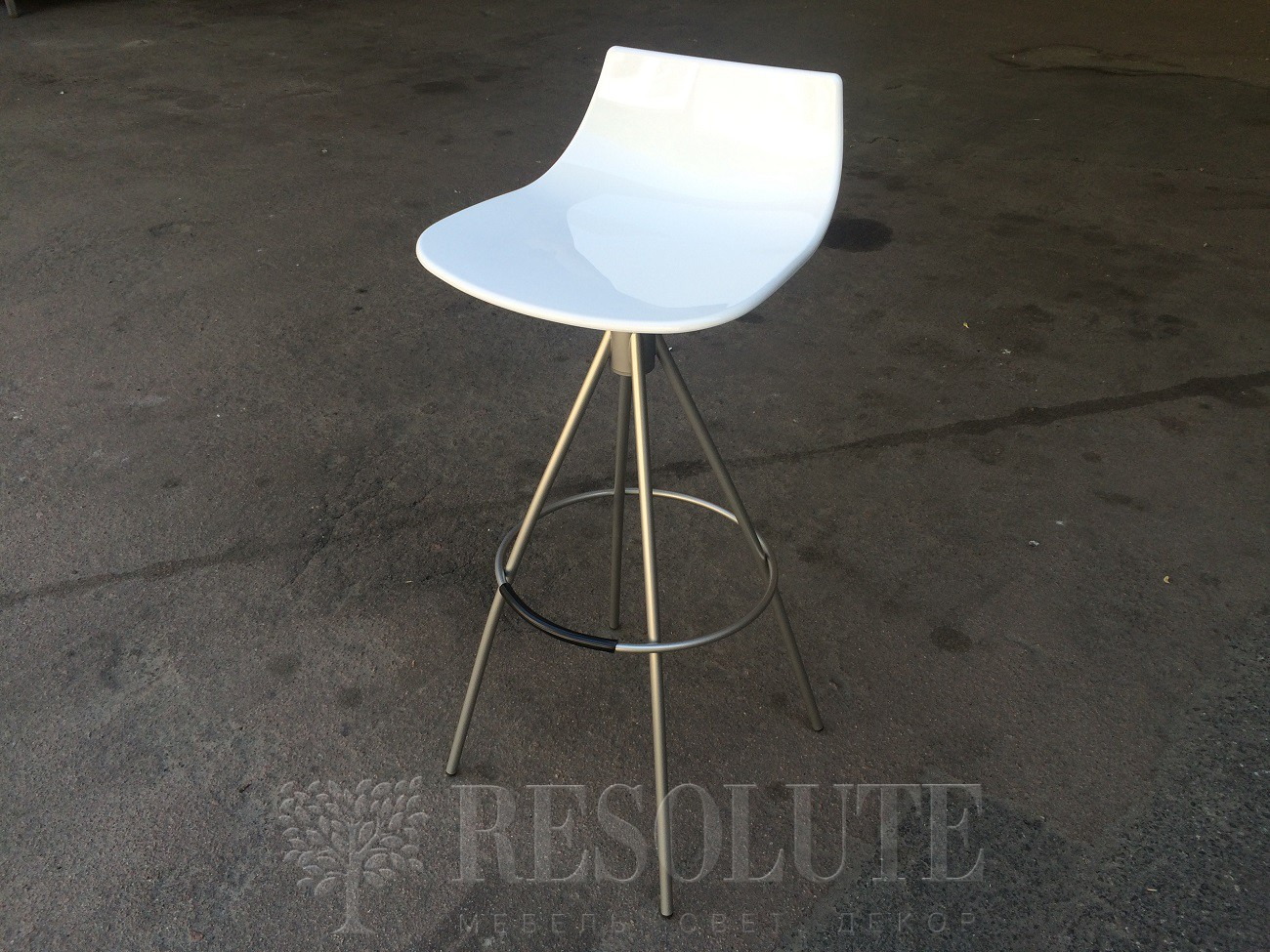 Барный стул Connubia G/1428 Led - 1