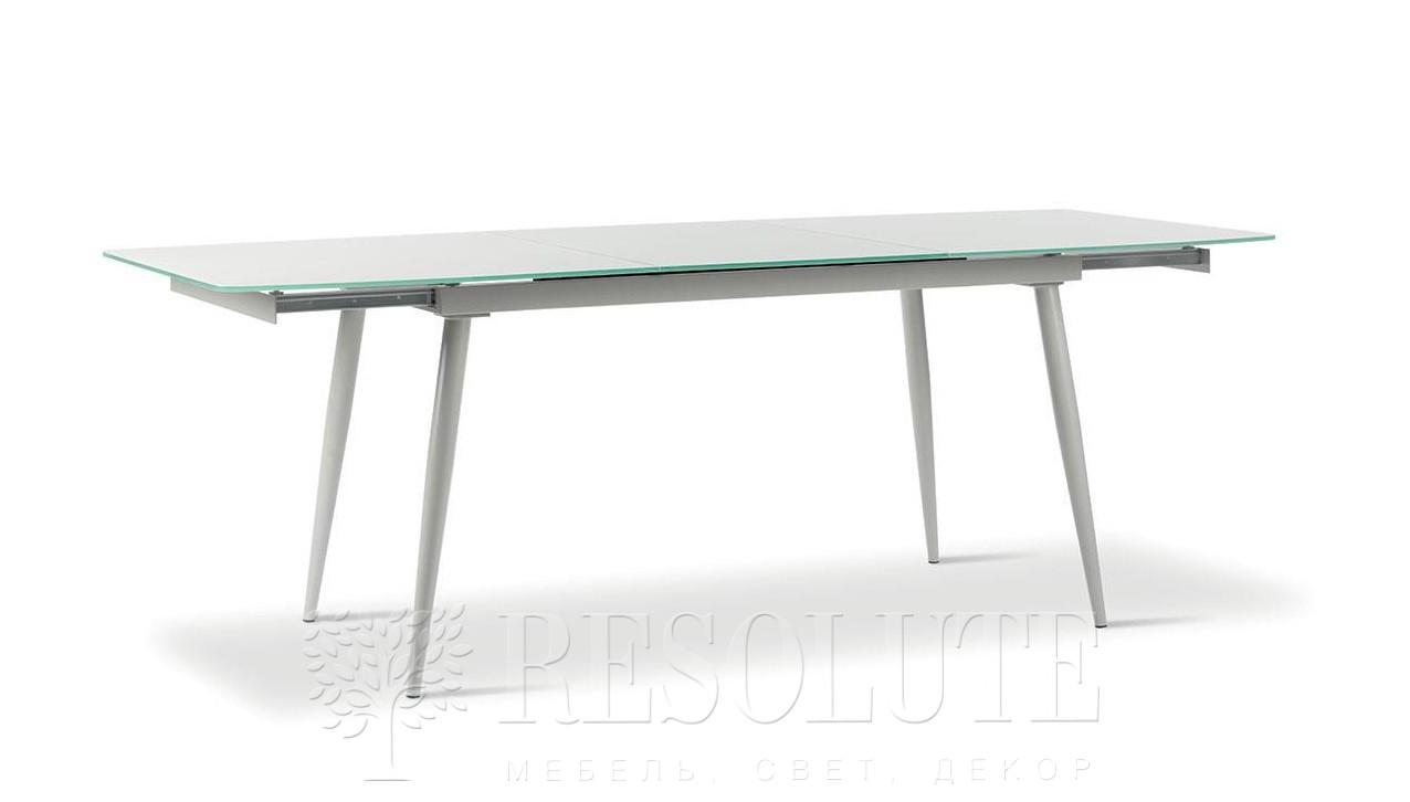 Стол металлический со стеклом Felix TM 1281 Natisa - 1