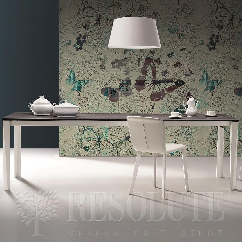 Стол деревянный с керамической столешницей 1811 Vigo NATISA - 3