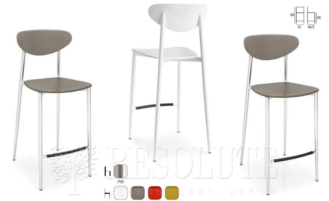 Полубарный стул Olivo&Godeassi G/1437 Graffiti - 2