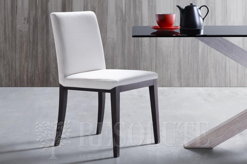 Стул деревянный с мягким сиденьем SL 1511 Nancy Natisa - 1
