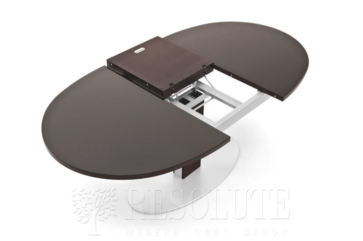 Стол металлический со стеклом Olivo&Godeassi 4756-E Thesis - 2