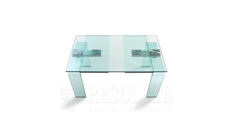 Стол стеклянный Azimut Cattelan Italia - 1
