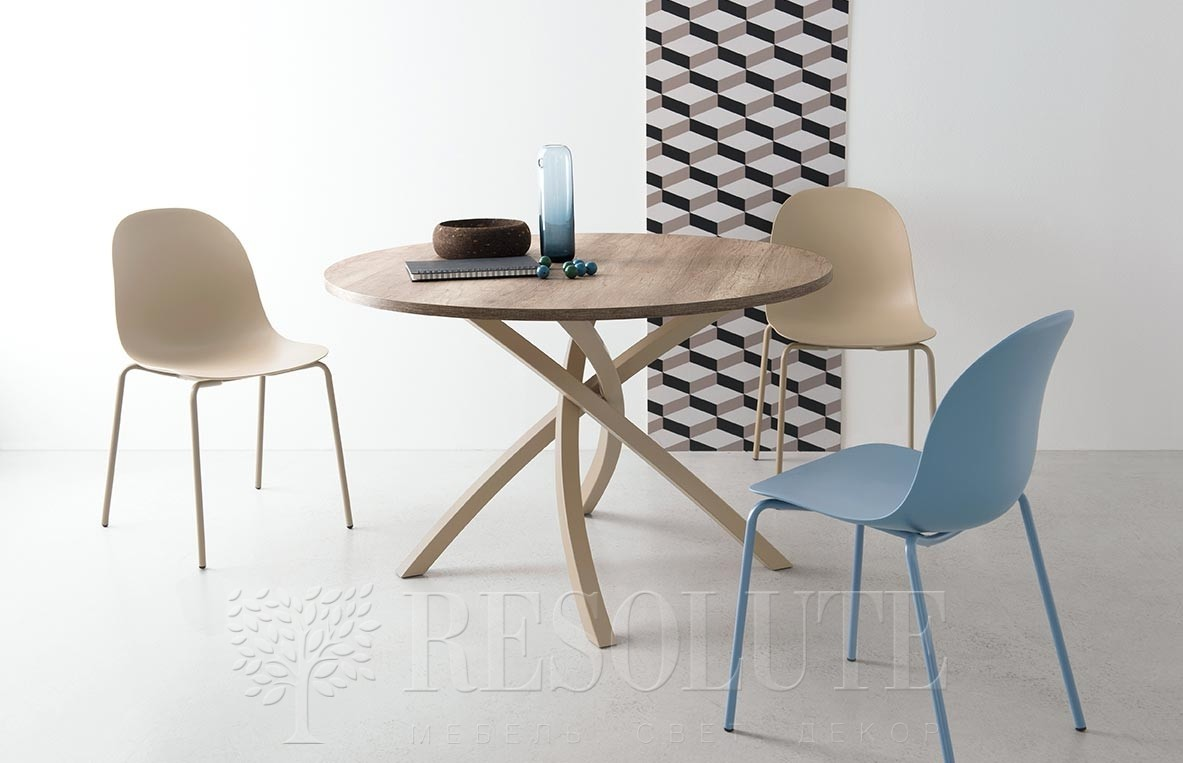 Стол TWISTER CB/4782-RD 120 Connubia by Calligaris - 4