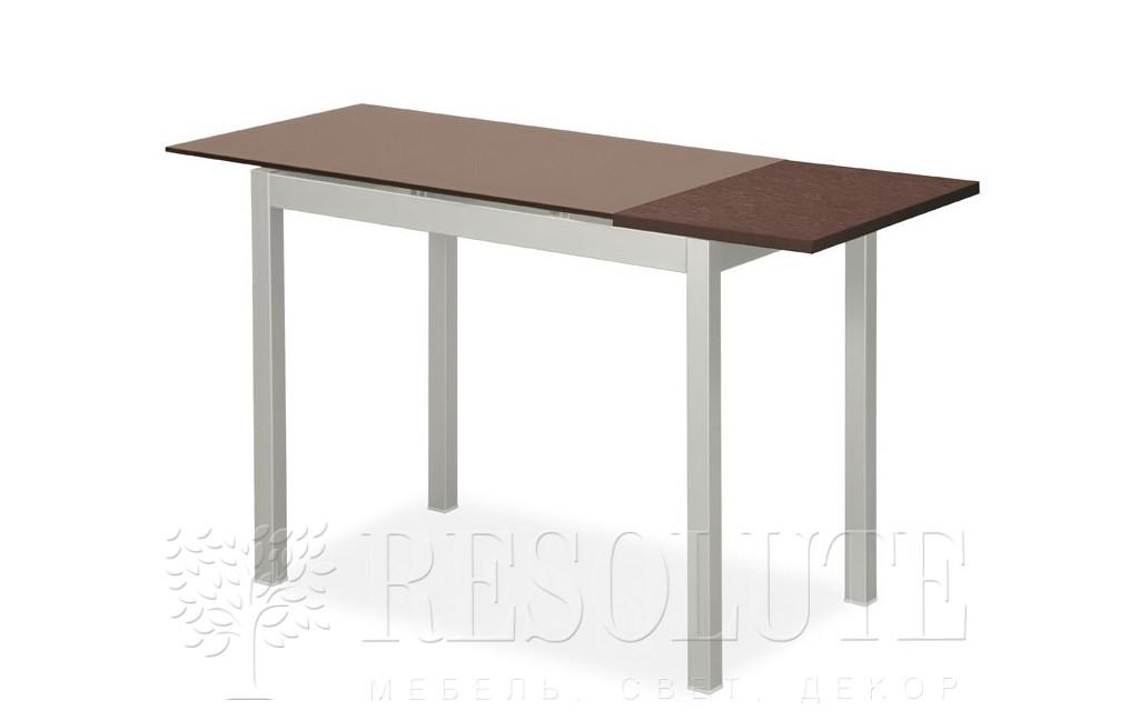 Стол металлический со стеклом Olivo&Godeassi G/4775-V Win - 2