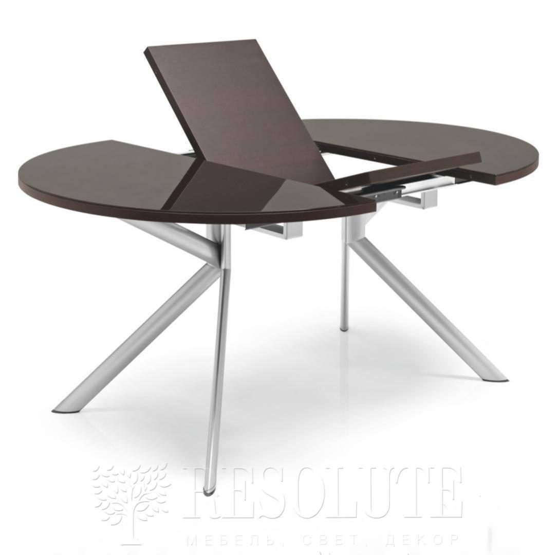 Стол металлический со стеклом Olivo&Godeassi G/4738 Meteor - 4
