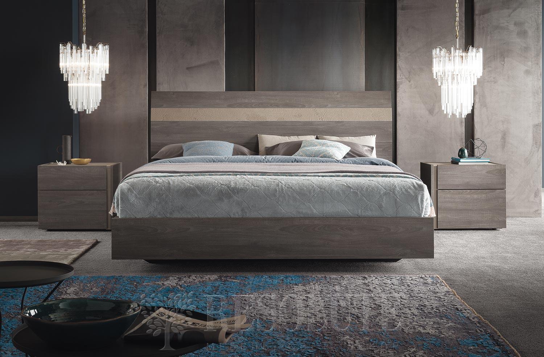Кровать двуспальная NIZZA ALF - 1