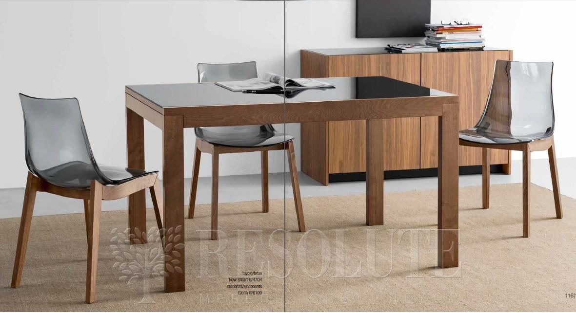 Стул деревянный Connubia CB/1507 Led Wood - 5