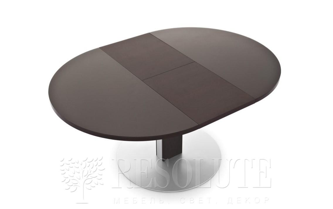 Стол металлический со стеклом Olivo&Ggodeassi 4756-RD Thesis - 1