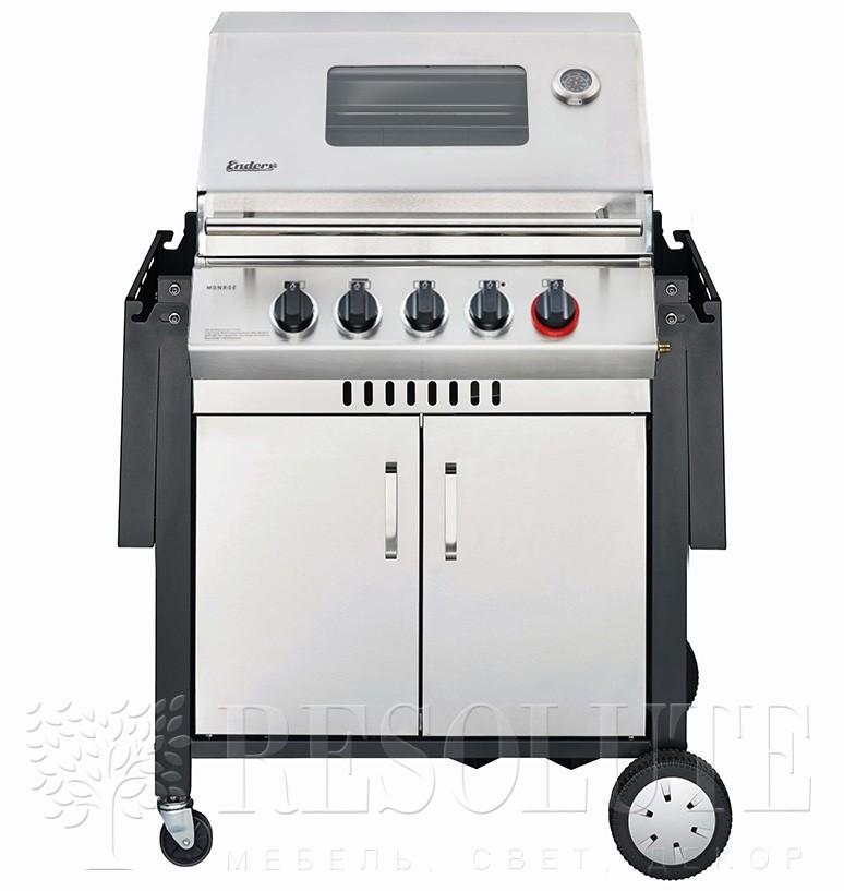 Гриль газовый Monroe 3 SIK Turbo Enders 83836 - 2