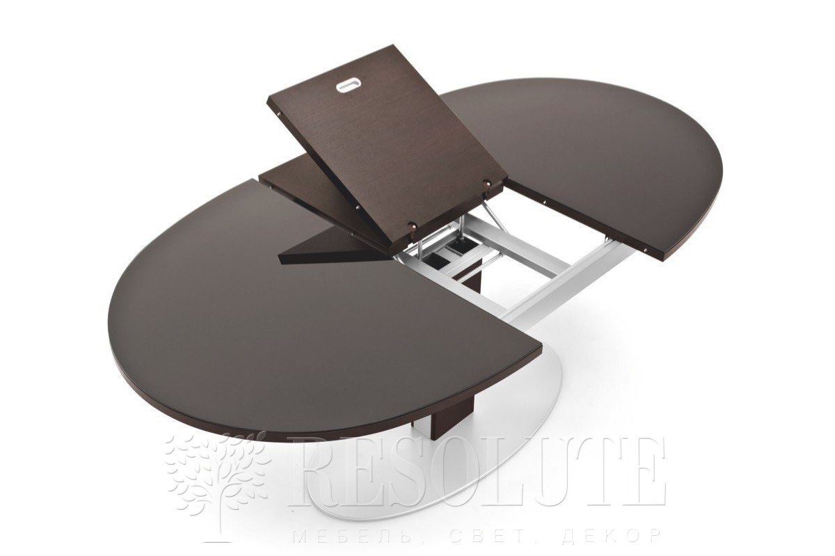 Стол металлический со стеклом Olivo&Godeassi 4756-E Thesis - 3
