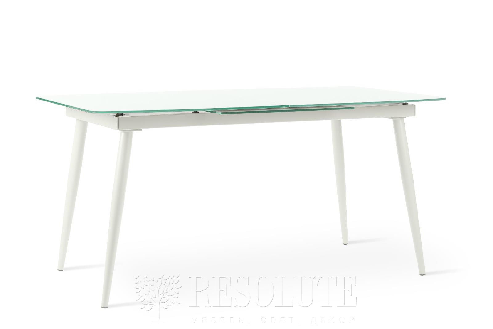 Стол металлический со стеклом Felix TM 1281 Natisa - 2