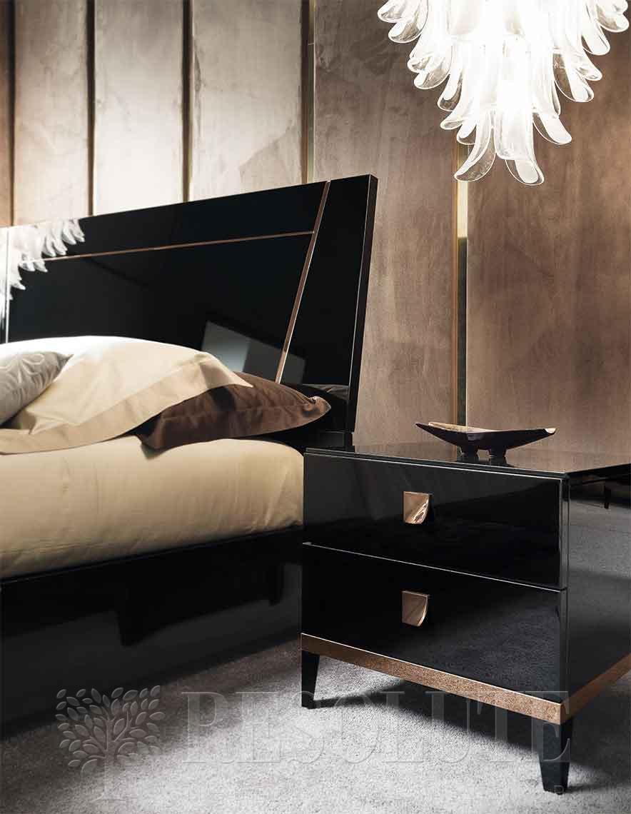 Кровать двуспальная MONT NOIR ALF - 2