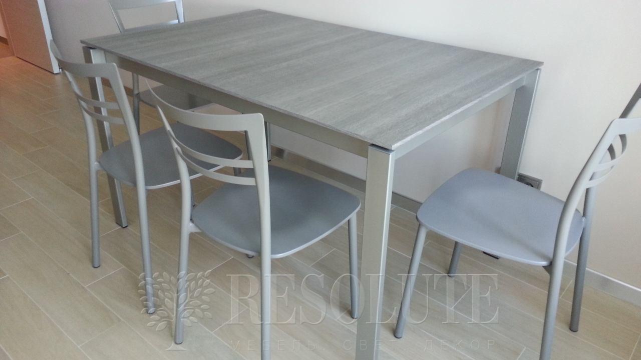 Стол металлический Olivo&Godeassi G/4757 L130 Blog - 4