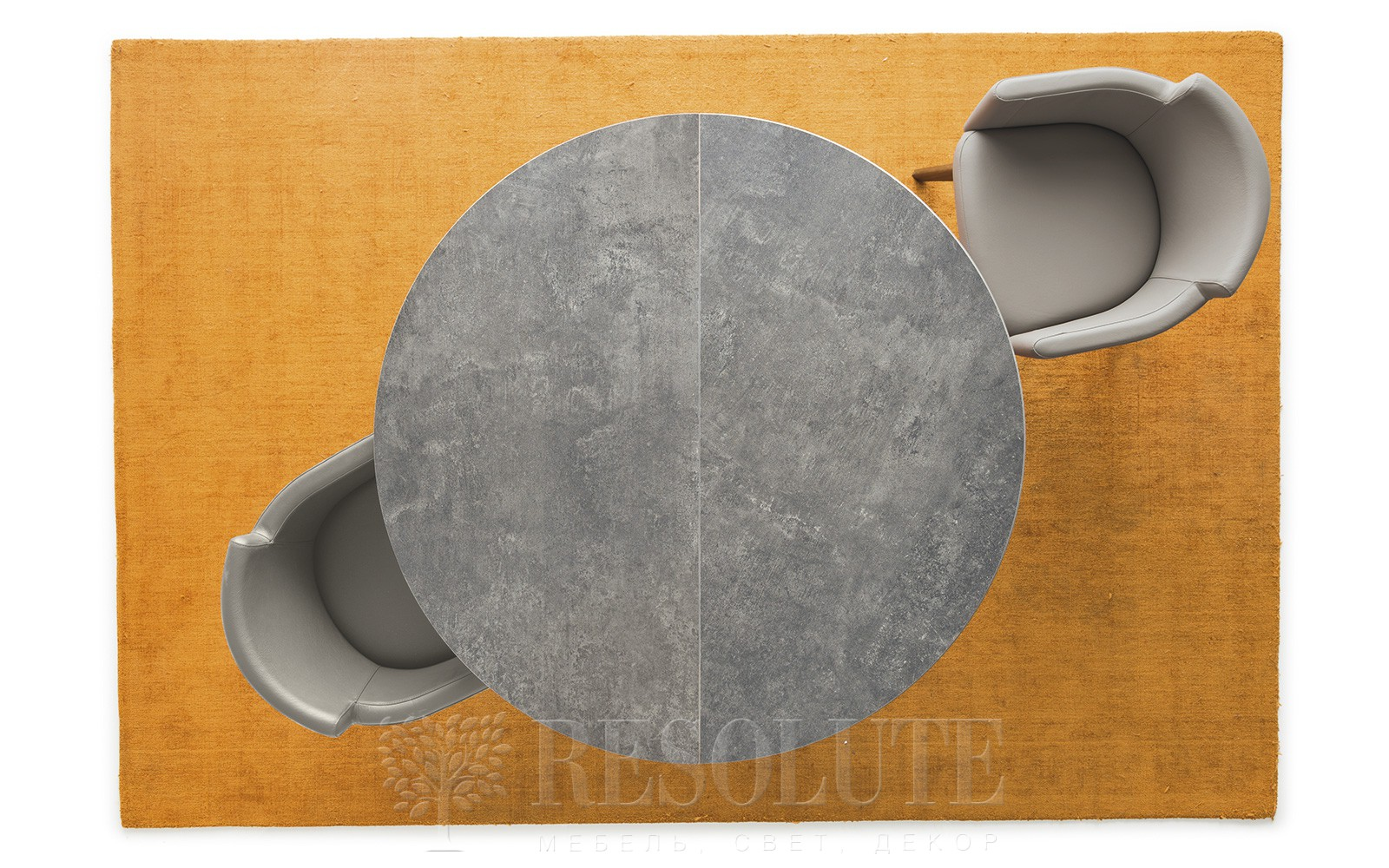 Круглый стол Tivoli CS/4100 Calligaris - 3