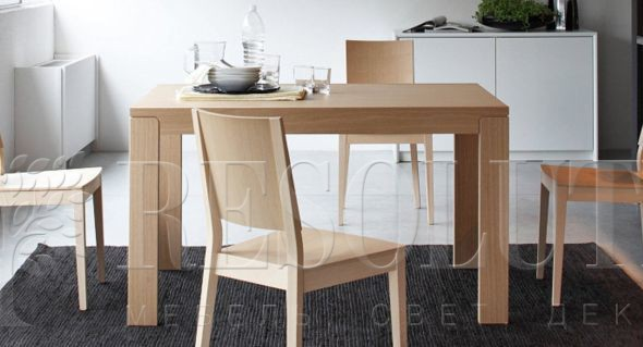 Стол деревянный Calligaris VERO CS/4004-LR - 1