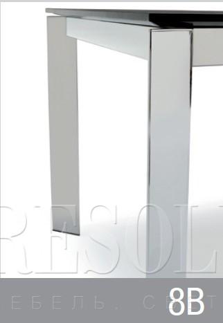 Стол металлический Calligaris Baron CS/4010-ML 110 - 4