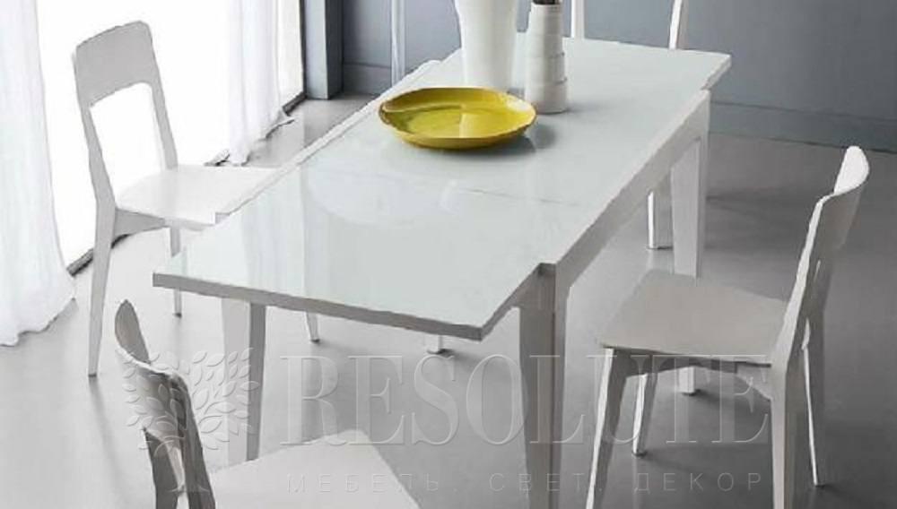 Стол деревянный со стеклом Connubia G/4704-V110 Smart - 1