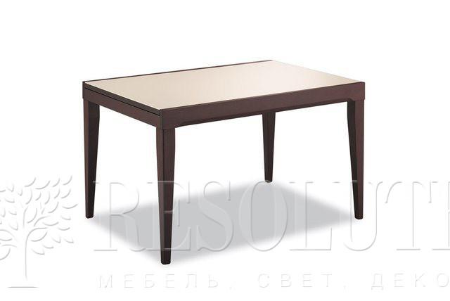 Стол деревянный со стеклом Connubia CB/4702-V130 Fly - 1