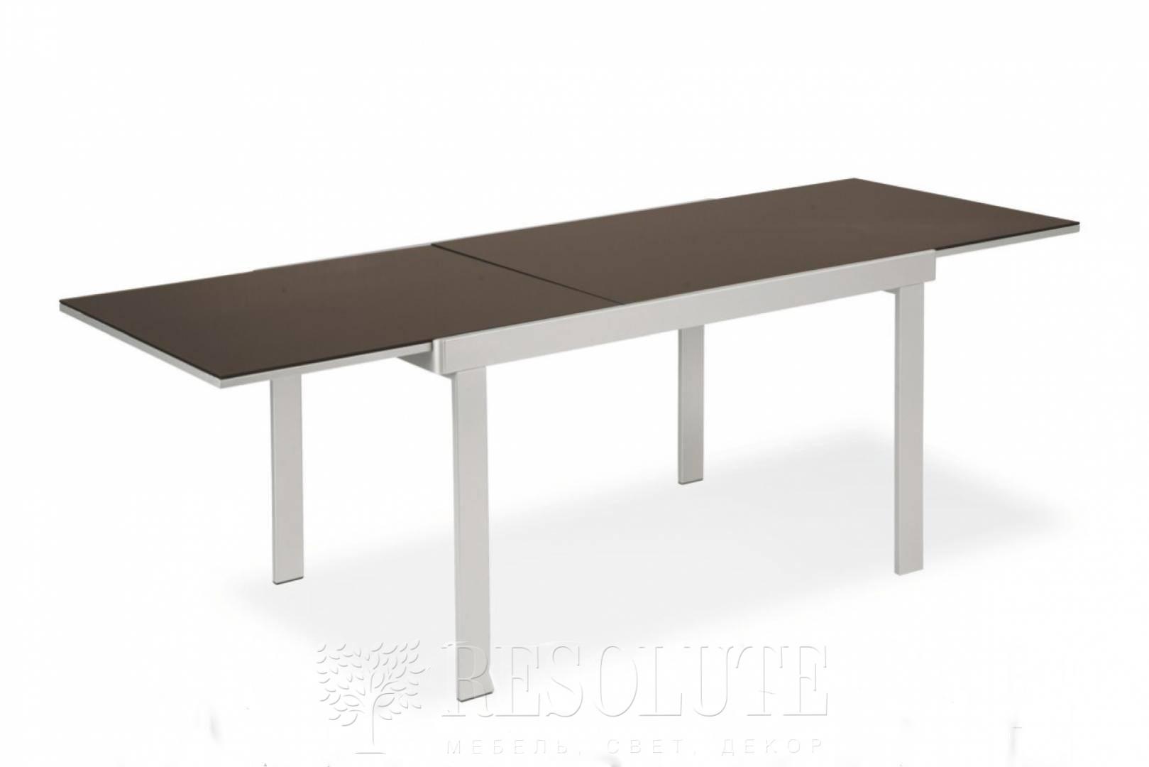 Стол металлический со стеклом Olivo&Godeassi G/4707 Matrix - 2