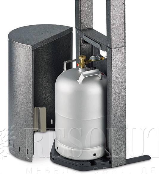 Газовый обогреватель Ecoline Enders 5580 - 2