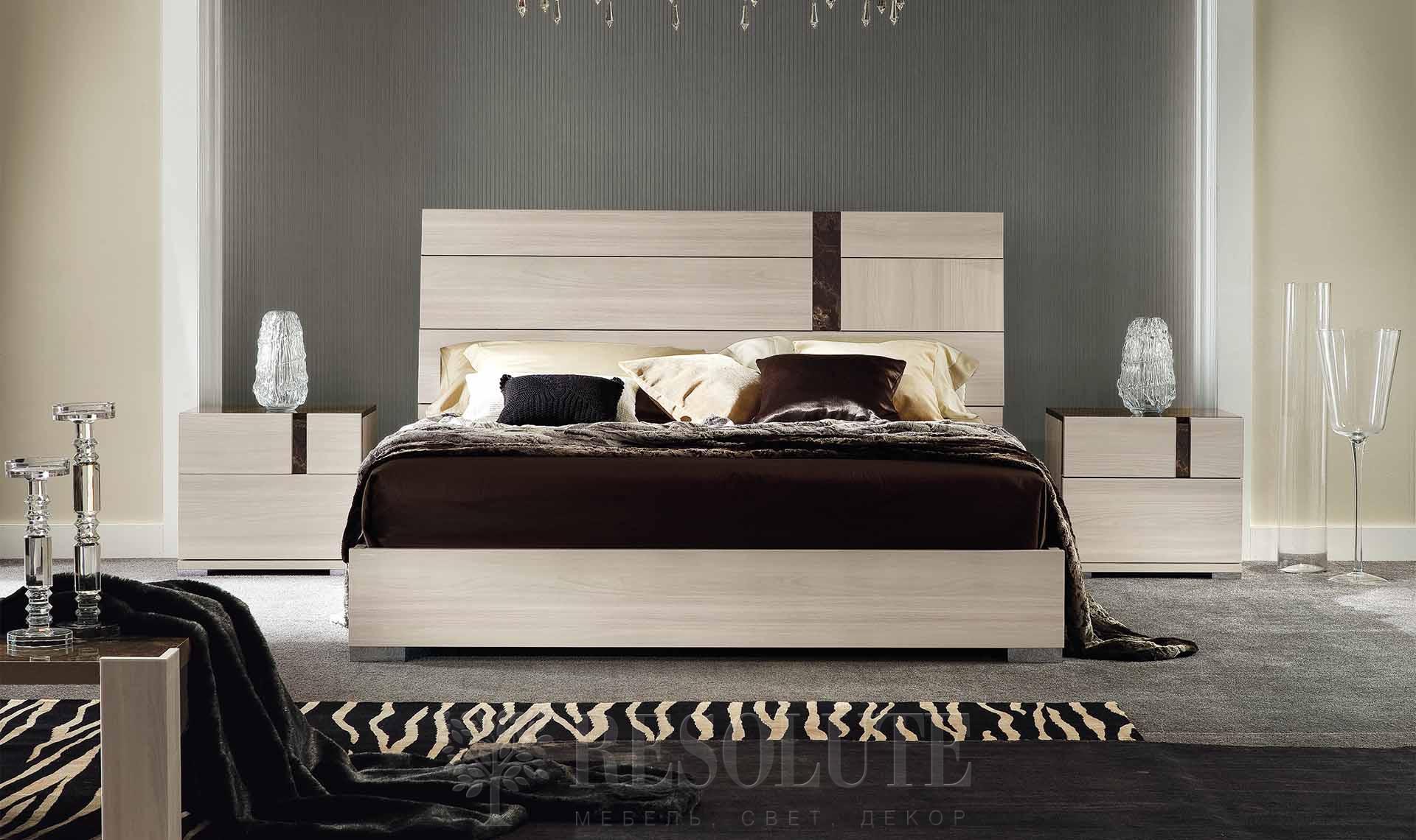 Кровать двуспальная TEODORA ALF - 1