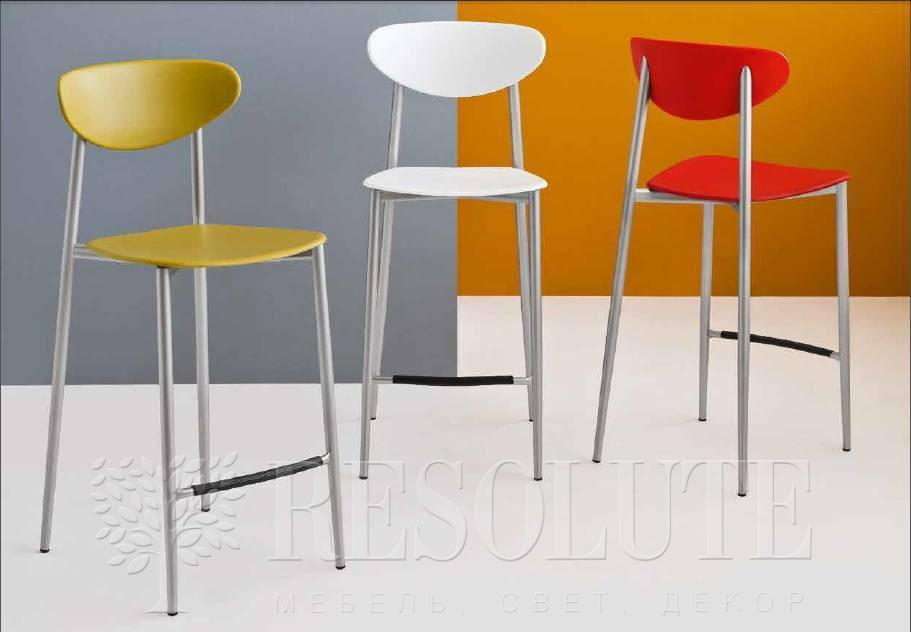 Полубарный стул Olivo&Godeassi G/1437 Graffiti - 1