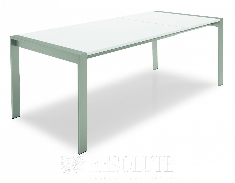 Стол металлический со стеклом Olivo&Godeassi G/4749-V Excel - 1