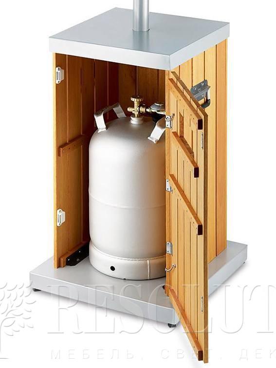 Газовый обогреватель Wood Enders - 2