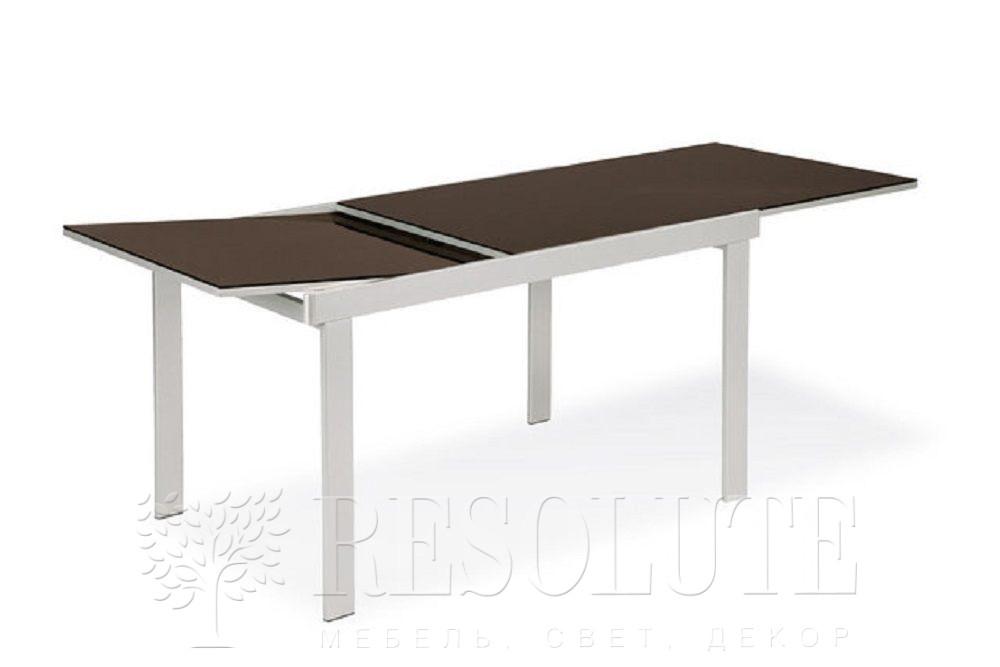 Стол металлический со стеклом Olivo&Godeassi G/4707 Matrix - 3