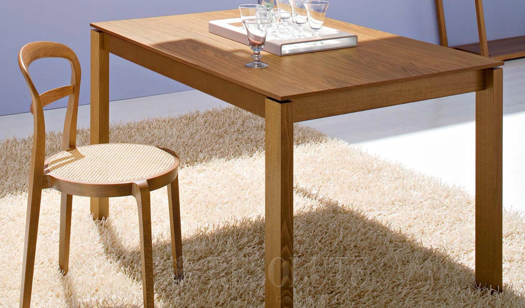 Стол деревянный Calligaris CS/4010-LL 130 BARON - 1