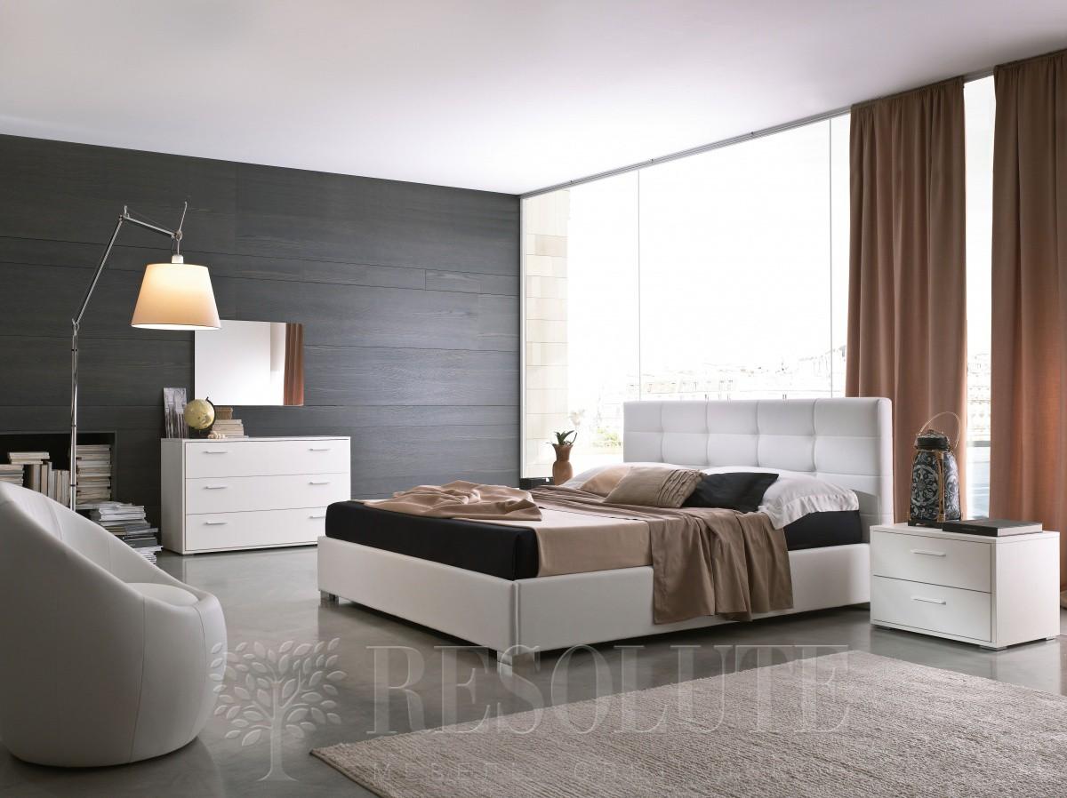 Кровать двуспальная Desy MAB - 1