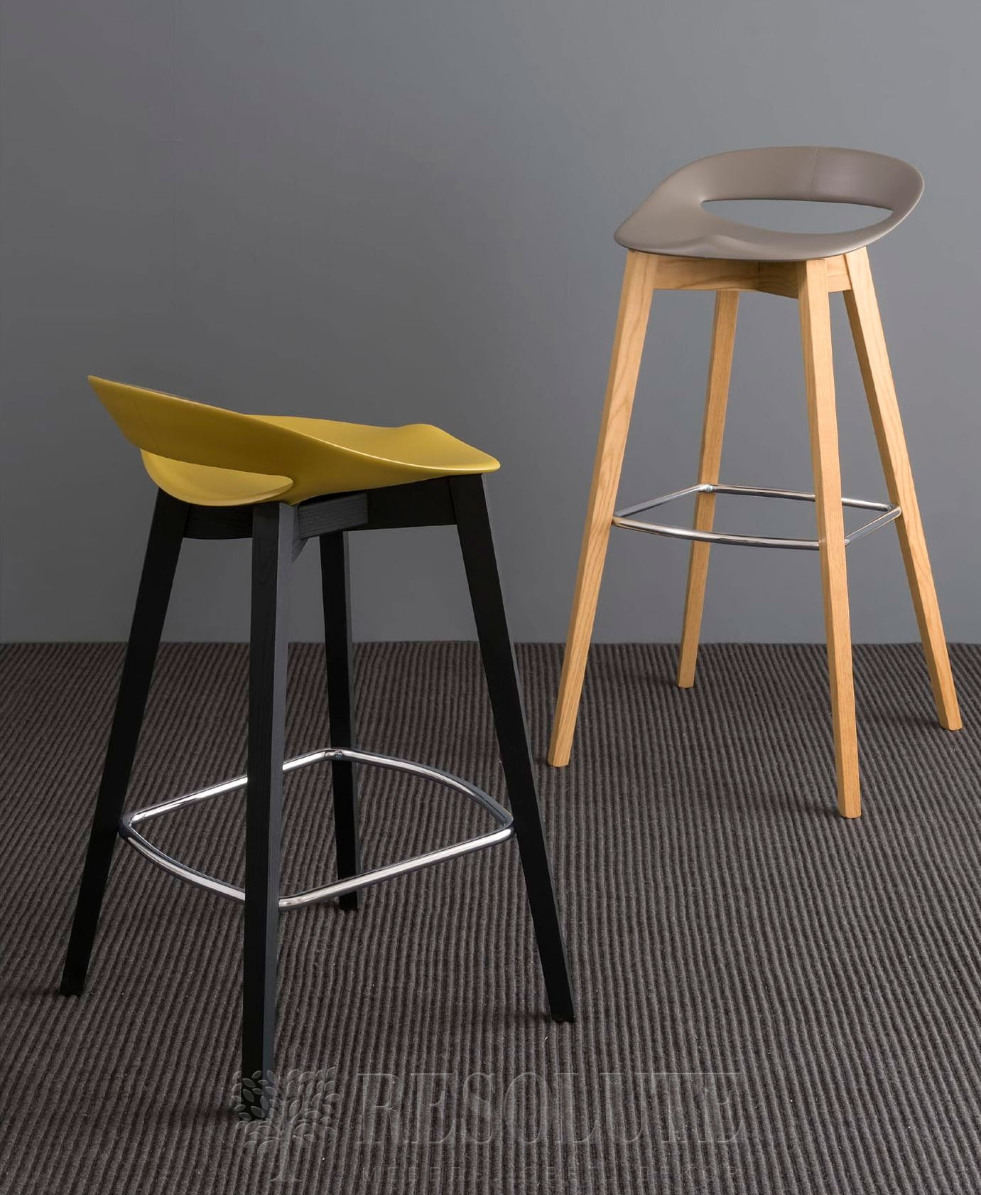 Барный стул CB/1940 COSMOPOLITAN Connubia - 3