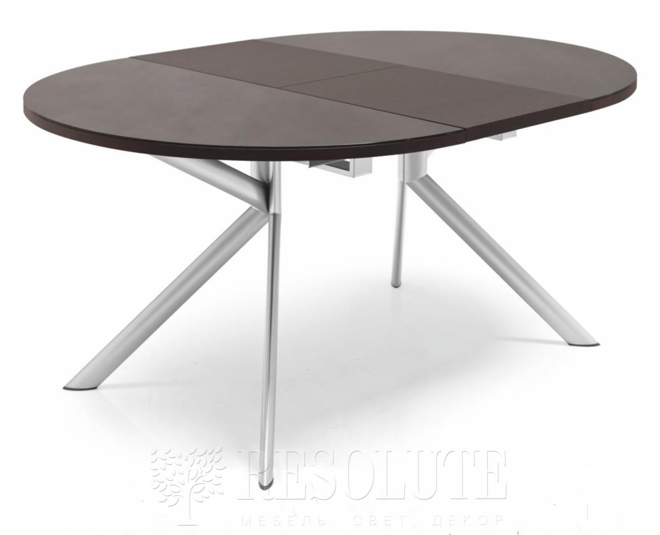 Стол металлический со стеклом Olivo&Godeassi G/4738 Meteor - 5