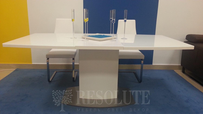 Стол металлический со стеклом Olivo&Godeassi G/4726 Sydney - 2