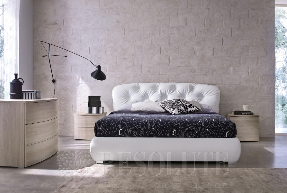 Кровать двуспальная PEOPLE MAB  - 1