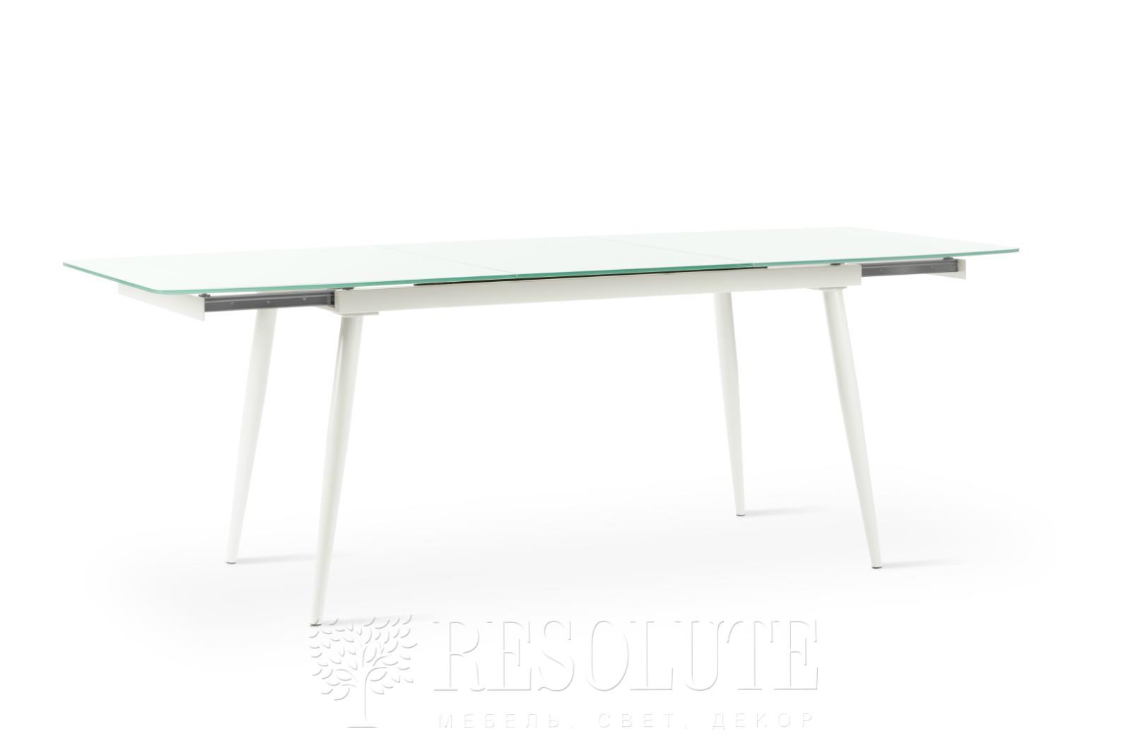 Стол металлический со стеклом Felix TM 1281 Natisa - 3