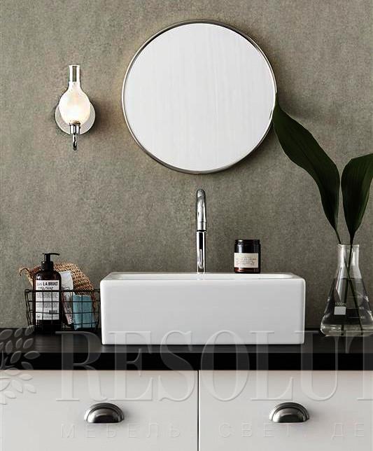 Настенный светильник для ванной комнаты MARKSLOJD LIBERTY Brass 106381 - 2