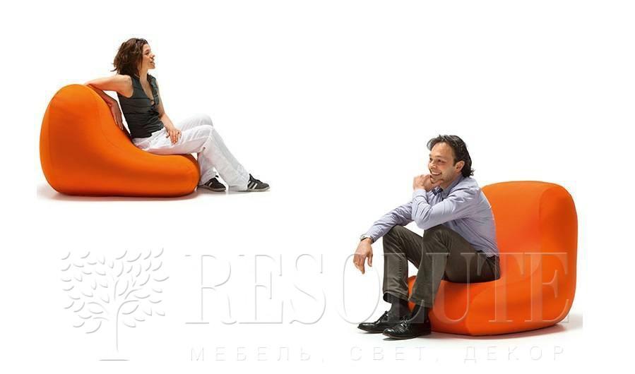 Бескаркасный пуф EXPANDPOUF Chair - 1